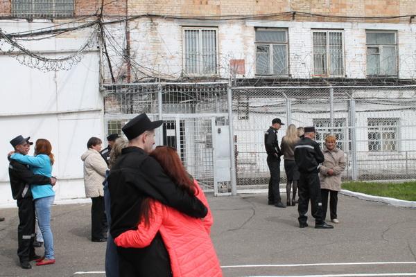 как проходит длительное свидание с осужденными в мордовии ик-7